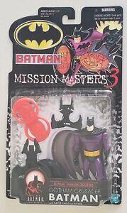 THE NEW BATMAN ADVENTURES MISSION MASTERS 3 GOTHAM CRUSADER BATMAN