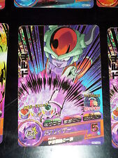 TCG DRAGON BALL Z/GT HEROES CARD CARDDASS PRISM CARTE HG7-29 BANDAI JAPAN  DBZ