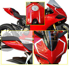 Ducati 1199 Panigale r s SBK MotoGp Stickers Kit - available 23 colorings