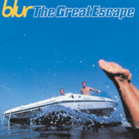 "Blur : The Great Escape Vinyl 12"" Remastered Album (2012) ***NEW*** Great Value"