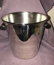 Ralph Lauren Home's Classic Silver Plated Champagne Bucket