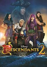 DESCENDANTS 2 (Disney Channel) - DVD - Region 1 -  sealed