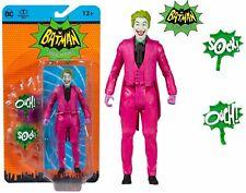 "McFarlane Toys DC Retro Batman 66 - The Joker 6"" Inch Action Figure"