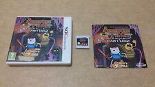Hora De Aventura: Explora la Mazmorra porque no sé (Nintendo 3 DS) PAL