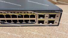 Cisco ws-c3750v2-48ps-s Poe Switch 3750v2-48ps-s 3750v2-48ps-e ws-c3750v2-48ps-e