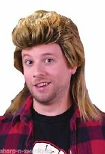 1980s Costume Wigs & Facial Hair