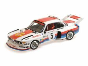 BMW 3,5 CSL Sepp Manhalter winner Havirov International 1977 - 1:18