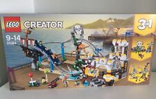 Lego Creator 31084 Pirate Roller Coaster Set 3 In 1 Theme Park Fairground Ride
