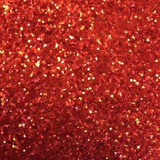 Botella 70g Rojo Brillo Biodegradable glitterlution Navidad Decoración & Maquillaje