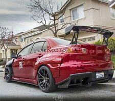 CARBON FIBER VARIS GT WING REAR SPOILER 1600MM FOR MITSUBISHI EVO 10 X