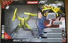 Drohne, Carrera RC Quadrocopter HD,3D Brille, Kamera, Garantie, Modell 370503019
