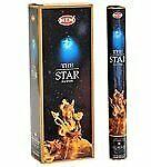 Hem Incense Sticks the Star Bulk 120 Stick for Cleansing Spiritual Blessings
