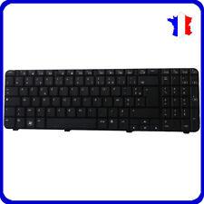 Tastiera Francese Originale Azerty per HP Compaq Presario CQ61-305SF Nero Nuovo