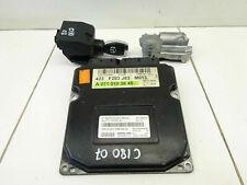 2007 MERCEDES C CLASS W203 180K 1.8 ENGINE ECU KIT A2710103645