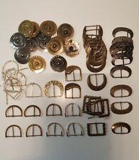 Fibbie in metallo per cinture