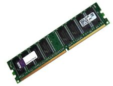 1gb 1024 mo de ram pc bureau mémoire DDR 400 kvr400x64c3a/1g 184 broches ddr1 pc3200