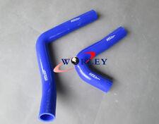 Silicone Radiator Hose For MITSUBISHI Triton MK V6 3.0 MPFI Petrol 96-06 97 BLUE