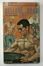 BELLE OF THE BOAT Allan James GREENLEAF Classics Vintage GAY PULP Paperback