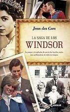 NEW La saga de los Windsor (Spanish Edition) by Jean Cars