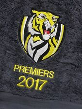 Embroidered Towel - Tigers