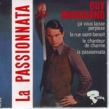 CD EP GUY MARCHAND ** CA VOUS LAISSE PERPLEXE ** LA PASSIONNATA