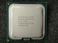 Intel Processor Core 2 duo E8400 /6M Cache/ 3.0 GHz/1333 MHz FSB Socket 775 CPU