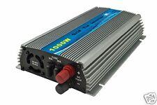 1KW 12V-220V Grid Tie Solar Inverter Wechselrichter Solarmodule Mppt PureSine