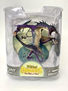 McFarlanes Dragons The Rise of Man WATER CLAN DRAGON Figure McFarlane 2008