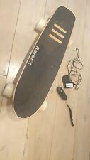 Razor x cruiser lithium powered electric skateboard 22 volt lithium-ion remote