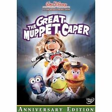 The Great Muppet Caper (DVD,50th Anniversary Edition) New, Factory Sealed ~NEW!~
