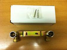 dissimulé Plaque murale kit de réparation pour type BARRE valve douche