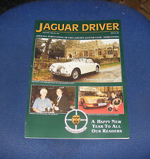 JAGUAR  DRIVER ISSUE 450 JANUARY 1998 - CHAMPION OF CHAMPIONS