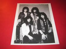 KISS original 10x8 inch promo press photo photograph 2164-3