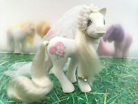 My Little Pony G1 Bridal Beauty Vintage Toy Hasbro 1991 Collectibles MLP *