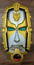 Power Rangers Mega Force Deluxe Gosei Morpher Card Reader Lights Sounds MMPR Toy