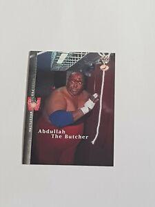 AJPW - Abdullah the Butcher - 2001 BBM Pro Wrestling