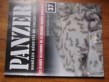$$ Fascicule Altaya Panzer Blindes allemands de la 2nd GM N°37 StuG IV (Sd.Kfz.