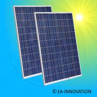 Axitec 275W AC-275P/156-60S Solarmodul Photovoltaikmodul 275 Watt Solarpanel