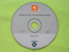 CD NAVIGATION DX WEST EUROPA 2007 VW MCD MFD 1 2 T4 T5 PASSAT 3B MERCEDES COMAND