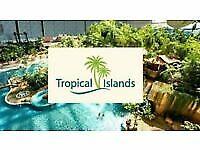 Tropical Island Gutscheine 50 % Rabatt pro Person