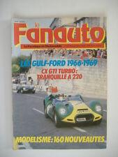 le FANAUTO 193 FERRARI TESTAROSSA-CX GTi TURBO-5/6 CV LA LICORNE-AUSTIN SEVEN