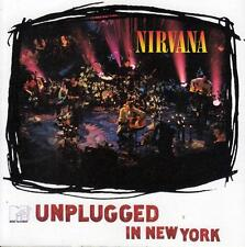 CD audio.../...NIRVANA.../...UNPLUGGED IN NEW YORK......