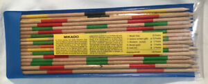Mikado Pick Up Sticks Game In Package