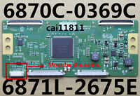 T-Con Board 6870C-0369C LG 55LW5600-UA 55LV5500-UA  6871L-2675E 6871L-2710C