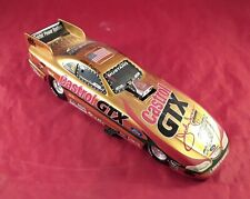 1/24 Scale John Force Seven Time Champion Themed Funny Car Die Cast.