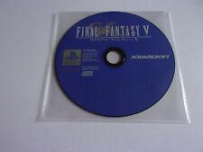 Final Fantasy V - Sony Playstation 1 NTSC-J