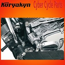 Kuryakyn Chrome Inner Primary Cover Extension Front and Rear 90-'06 Touring 8370