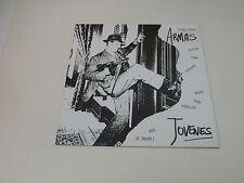 ARAMAS JOVENES ROUGH DEMOS - LP MARILYN RECORDS 1991 MADE IN SPAIN - EX++/EX--