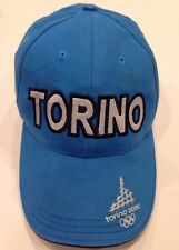 2006 Torino Winter Olympics Baseball Cap by Asics. Officially Licensed. One Size