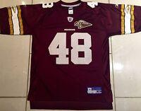 NEW Reebok Stephen Davis Washington Redskins 70th Anniversary Medium NFL Jersey